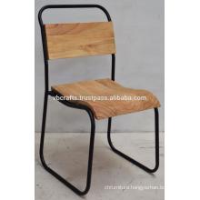 Restaurant Cafe Bar Industrial Vintage Chair