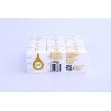 Lenço de papel 100% algodão para toalhas de mão com ISO