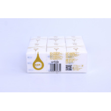 Papel de seda 100% algodón para toallas de mano con ISO