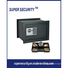 Coffre-fort dans le mur épais numérique électronique (SMQ28)