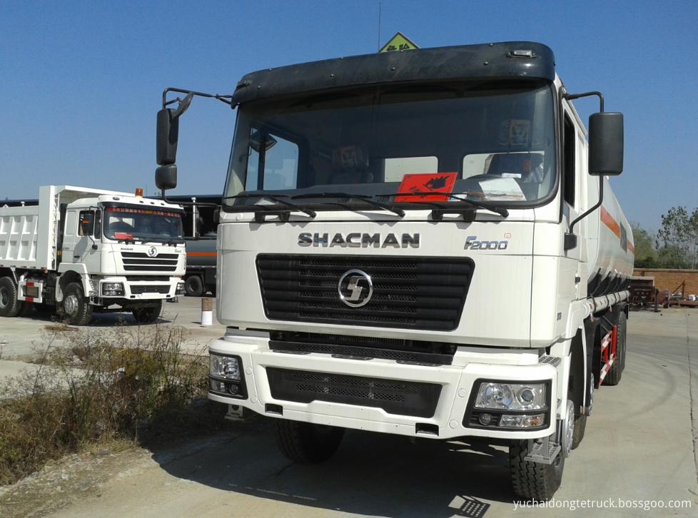 Asphalt transportation tank truck