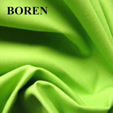 100% хлопок Poplin с пряжи окрашенных тканые ткани для рубашки