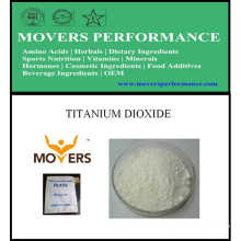 Slaes caliente Ingrediente cosmético: Dióxido de titanio (no nano)