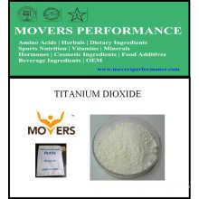 Hot Slaes Ingrédient cosmétique: dioxyde de titane (non-nano)