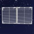 P10 LED-Glasanzeige