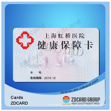 PVC-Chipkarte, Smart ID Card, Treiberlizenz