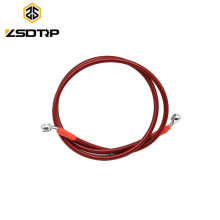 Hot Selling CNC Motorcycle Brake Line Clutch Oil Hose for Motorcycle Brake