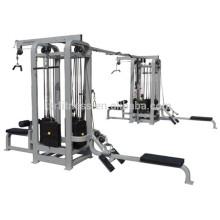 Sports cross trainer équipement de gymnastique 8-station multi gym formateur (XR5502)