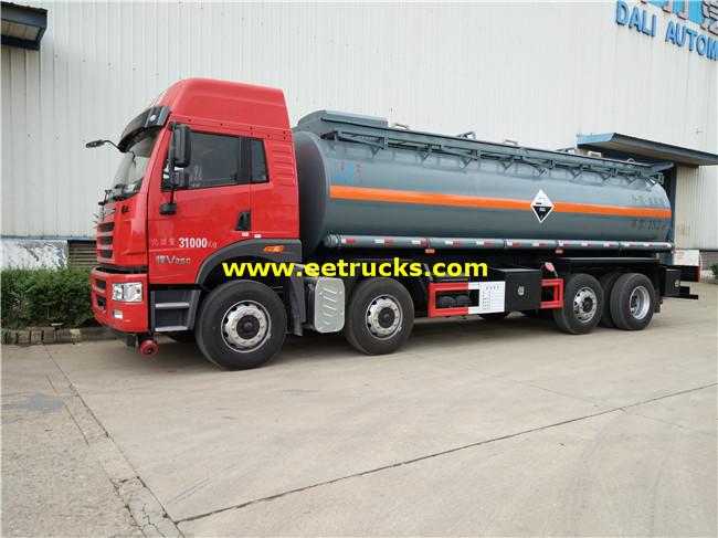 Hydrochloric Acid Transport Vehicles