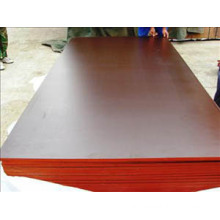 Marine black/brown/red film faced plywood with phenolic glue with brand name