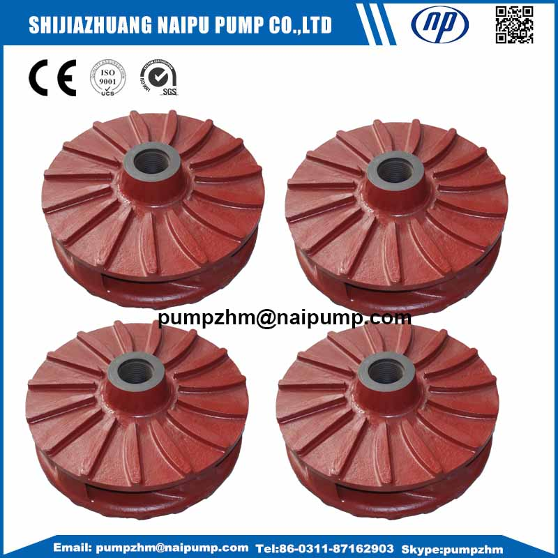 14 AH slurry pump parts