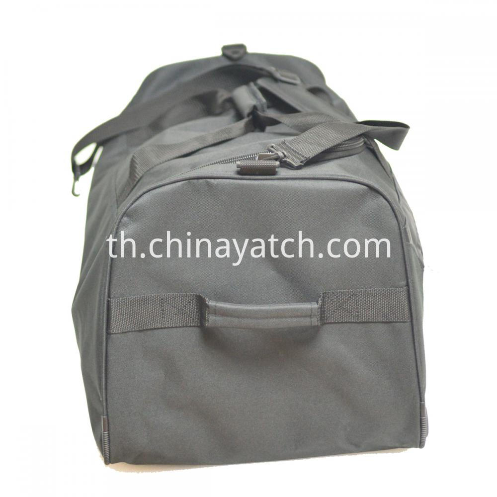 Classical Black Duffle Bag