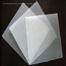 прокладка для пруда для разведения рыбы / листовая / из геомембраны HDPE