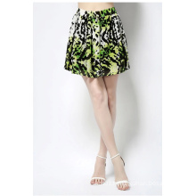 Hot Sale Sexy Ladies Summer Pringting Mini Women Skirt