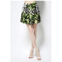 Горячая продажа Sexy дамы лето Pringting мини-юбка женщин