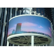 Factory source for Flexible Led Screen Panel P6.6 Waterproof Outdoor Soft LED Display supply to Portugal Wholesale