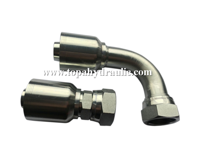 Hardware copper pipe brass one piece fitting