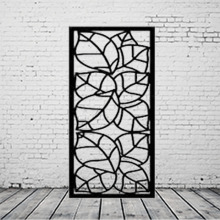 Decorative Laser Cut Metal Screens
