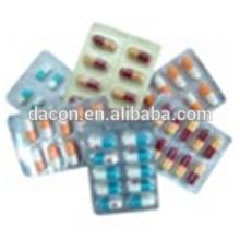 cápsulas e comprimidos OEM