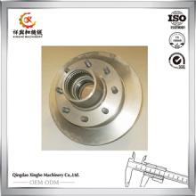 Freno de disco de freno de disco de la fábrica de alta calidad Eje de rotor de alta precisión de rotor de disco de freno de la fábrica