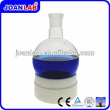 JOAN LAB Flasque ronde à un seul tenant pour verrerie de laboratoire