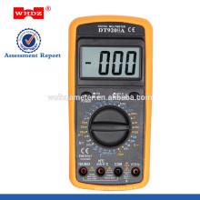 Venda el multímetro digital DT9208A (CE)