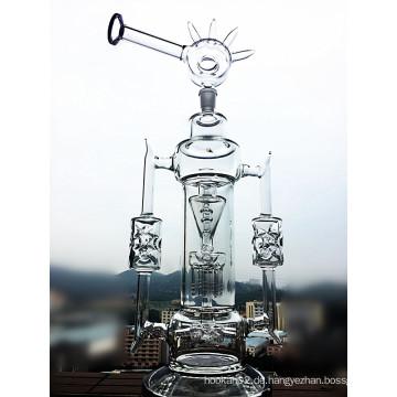 2016 Neue Ankunfts-Großhandelsrecylce Glaswasser-Rohr