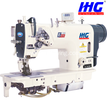 IH-8430B Direct-drive Three Needles Sewing Machine