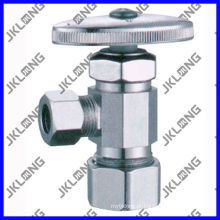 J7007 Válvula de retenção angular de latão
