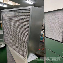 Mpps Efficiency Separator HEPA Air Filter