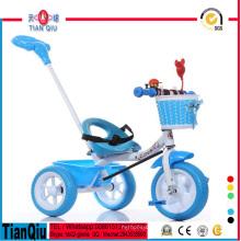 2016 triciclo de crianças novo mais recente do projeto / portador de bebê / triciclo dos brinquedos