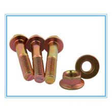 M5-M30 of Hex Flange Bolts with Carbon Steel