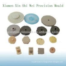 пластичная прессформа шестерни в различных типах и цветах