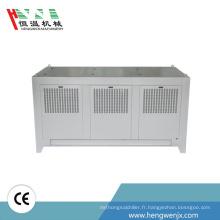 Bas MOQ haute qualité 60hp refroidisseur de capacité de refroidissement