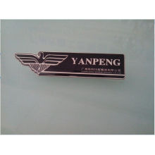 Organizational Badge, Custom Name Lapel Pin (GZHY-LP-025)