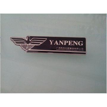 Организационный значок, pin отворотом изготовленный на заказ имя (GZHY-ЛП-025)