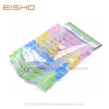 EISHO Plastic Clothes Mini Clavijas FC-1161