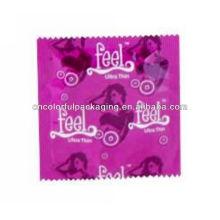 Mylar Aluminum Foil Condom bags
