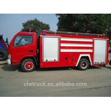 2014 hot sale fire fighting truck, 3 ton fire truck specifications