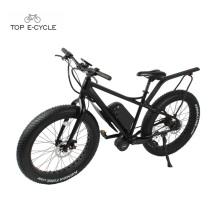 48V 750W 8fun Mid Drive Motor Große Power Fett Reifen Elektrische Fahrrad 2017