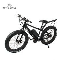 48V 750W 8fun Mid Drive Motor Big Power Fat Tire Electric Bicycle 2017