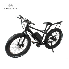 Bicicleta elétrica do pneu gordo meados de do poder grande do motor da movimentação de 48V 750W 8fun 2017