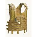 MOLLE hệ thống kaki Bullet Proof Vest