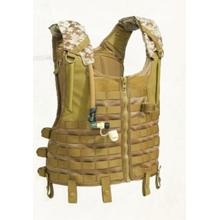 MOLLE SYSTEM Khaki Bullet Proof Vest
