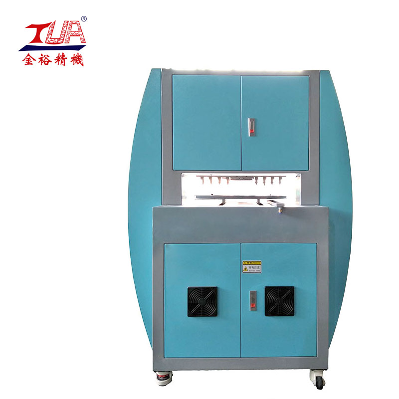 Speed PVC Zipper Head Glue Dispensing Machine