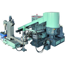 Ml130sj130 machine de Pellerizing en plastique de machines de recyclage de mère-bébé en deux étapes