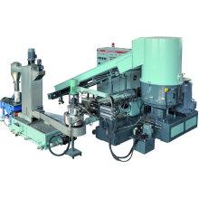 Ml130sj130 Máquina de Pellerizing Maquinaria de Reciclagem de Plástico Mãe-Bebê de Dois Estágios