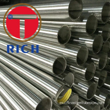 Dibujado sobre Mandrel Seamless / ERW Steel Tube
