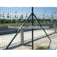 China factory supply high quality Powder Coated Iron euro fencing