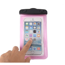 High Quality ABS Lock PVC Waterproof Mobile Phone Bag (YKY7258)